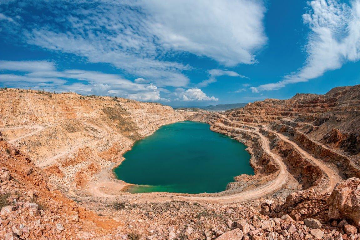El agua en minería chile
